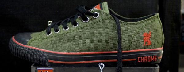 Chrome Kursk Sneakers
