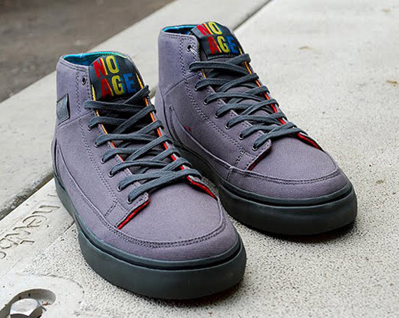 Emerica October 2009 - Laced & No Age Collaboration