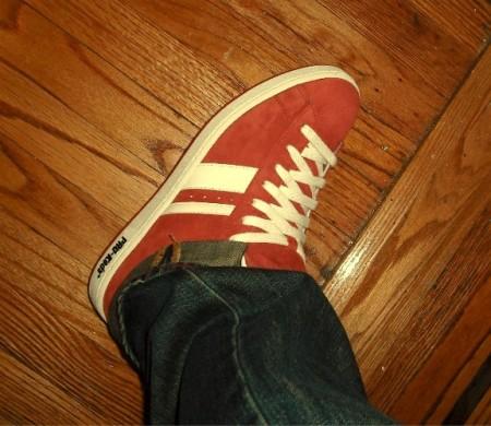 "separation shoes 30329 b7ec6 Bobbito Garcia x Pro-Keds Royal Flash ""El Barrio"" Preview"