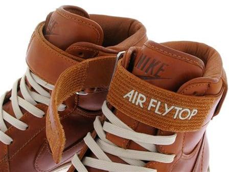 Nike Air Flytop Premium - Rustic / Birch - Black
