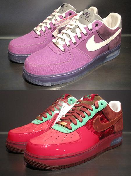 Nike Air Force 1 Bespoke - GDP & Ramon Cerda