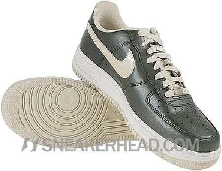 Nike Air Force 1 '07 Women's - Dark Army / Birch