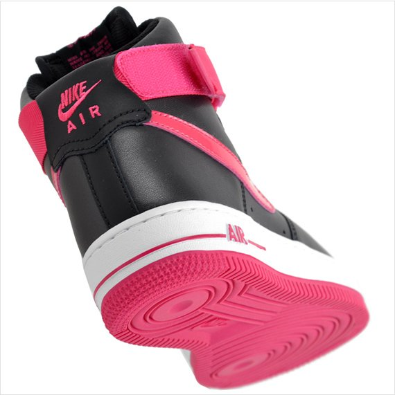 Nike Air Force 1 High '08 Women's - Black / Pink