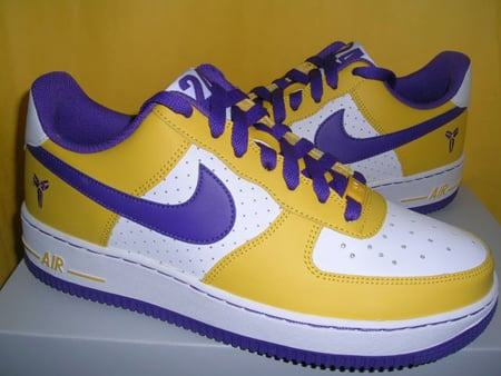 bde6ec82b6b Nike Air Force 1 GS - Kobe Bryant