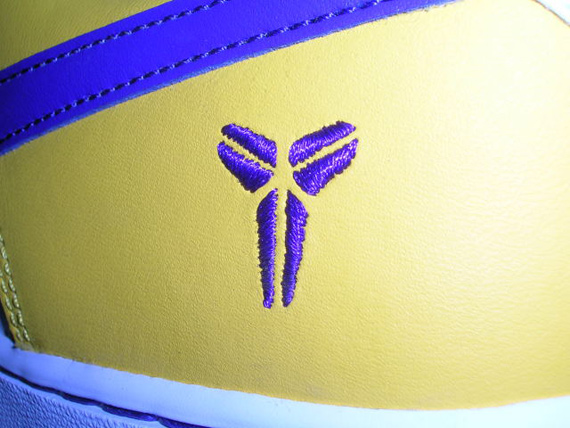 Nike Air Force 1 GS - Kobe Bryant