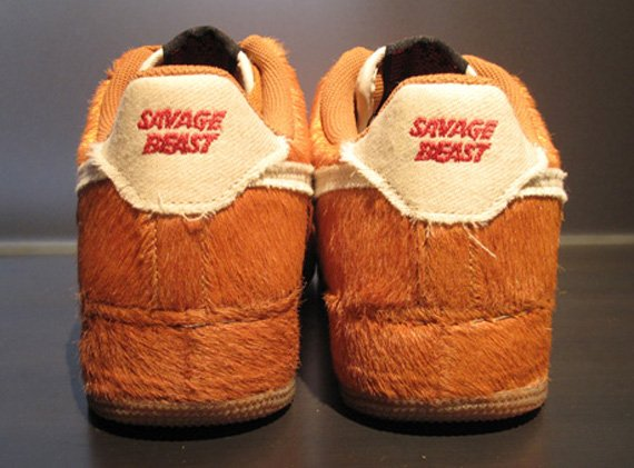 Nike Air Force 1 - Savage Beast Now Available