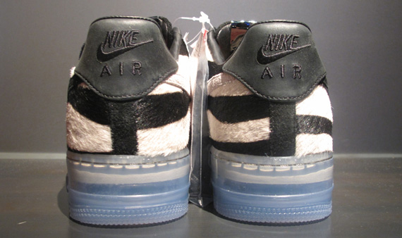 Nike Air Force 1 Bespoke - Tony Baker
