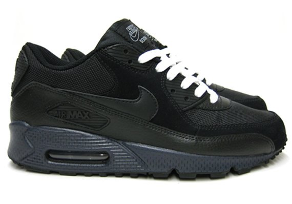 Nike Air Max 90 - Black / Anthracite