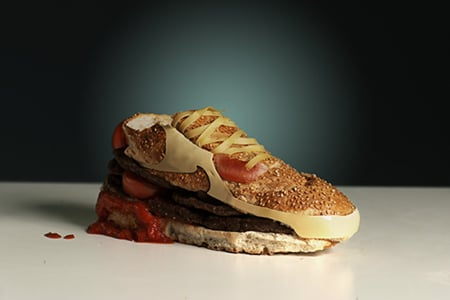 Nike Sportswear Icon Art - Nike Air Max 90 Hamburger