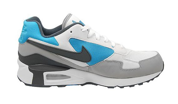 Nike Air Max ST - White / Grey / Obsidian