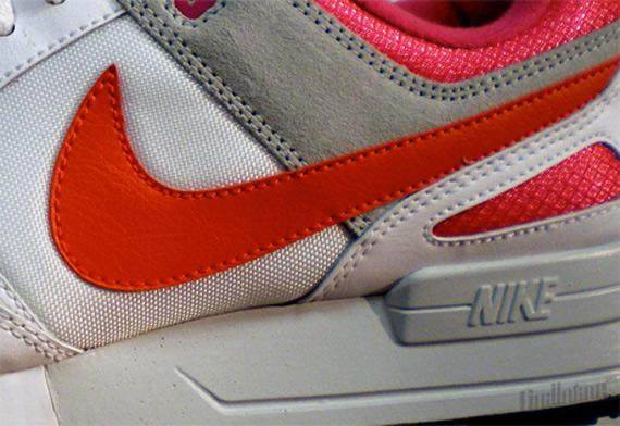 Nike Air Pegasus '89 - White / Crimson - Vivid Pink