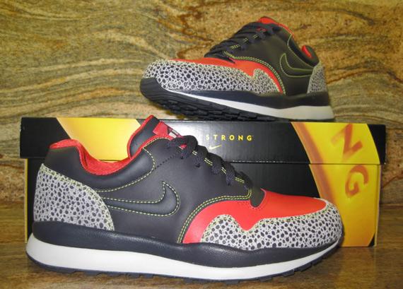 Nike Air Safari 87 - Spike Lee Sample