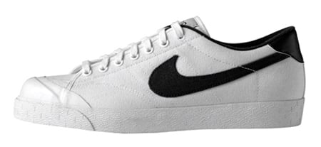 best website a0457 aad1e A.P.C. x Nike All Court Premium - White   Black