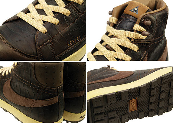 Nike Blazer Mid ACG - Light Chocolate / Dark Cinder