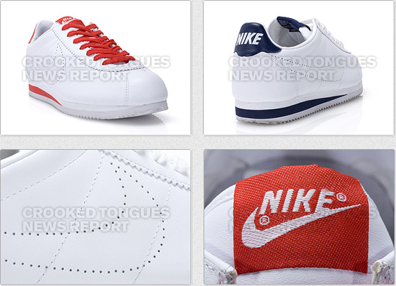 Nike Classic Cortez Leather SI - October 2009
