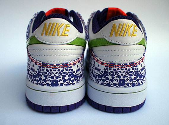 Nike Dunk Low - Day of the Dead