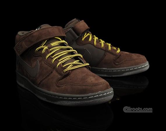 Nike SB Dunk Mid Premium - November 2009  7adf30feac