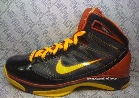 Nike Hyperize - USC & UCONN PE's