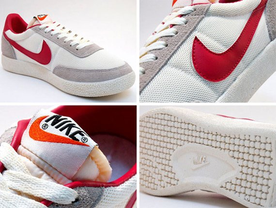 Nike Killshot Vintage - October 2009