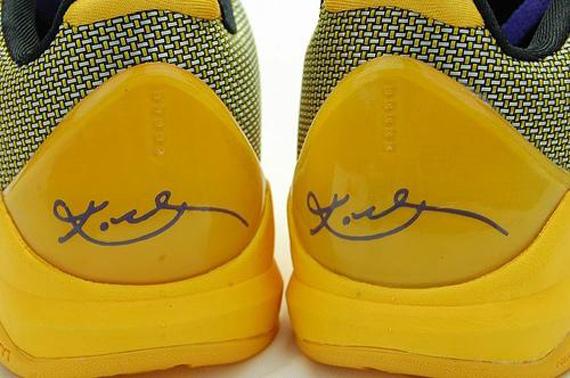 Nike Zoom Kobe V (5) Preview