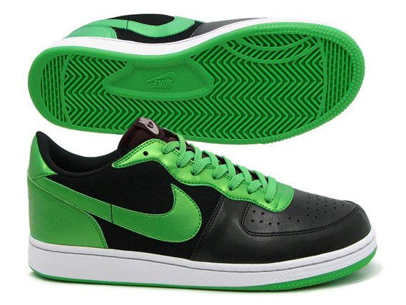 Nike October 2009 Releases - Sweet Classic High & Terminator Low