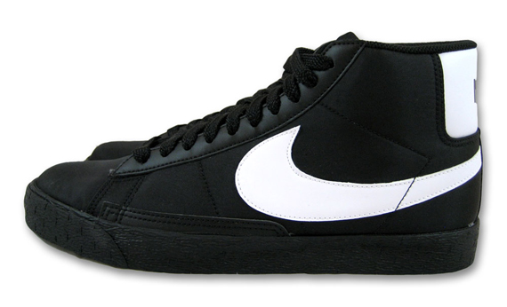 Nike October 2009 Releases - Dunk Low & Blazer High