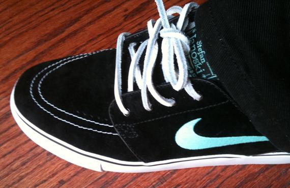 e0aaeaf93ad Nike SB Zoom Stefan Janoski - Tiffany Preview