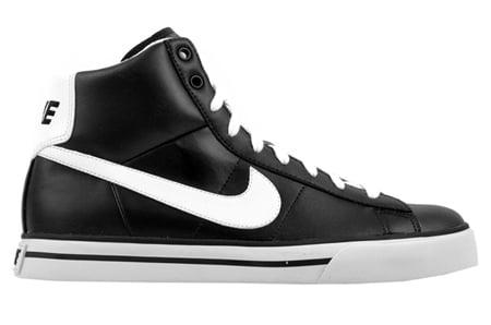 best service 13776 b304b Nike Sweet Classic High - Black, White