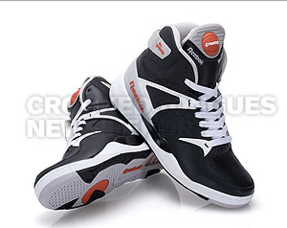 Reebok The Pump - Black / White