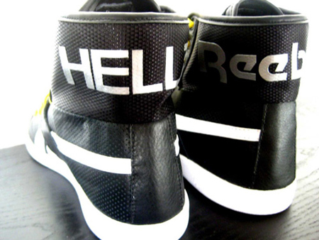 Hellz Bellz x Reebok Top Down - November 2009