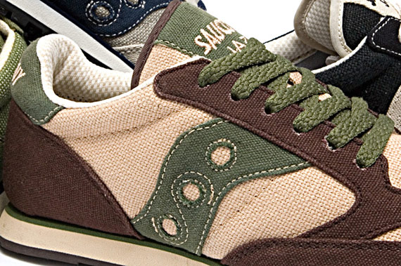 Saucony Jazz Low Pro - Vegan