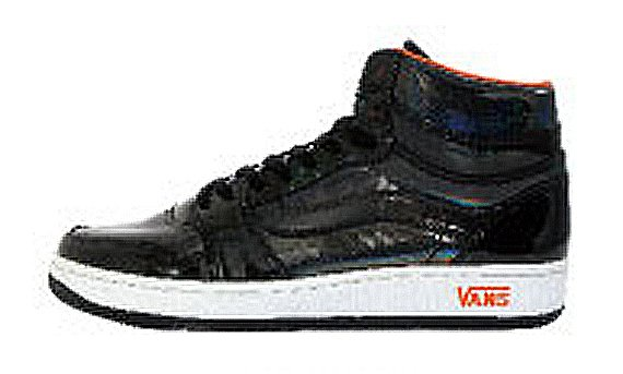 Vans Halloween 2009 Pack - Sk8-Hi & Resolution