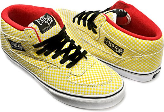 Supreme x Vans Fall / Winter 2009 Collection