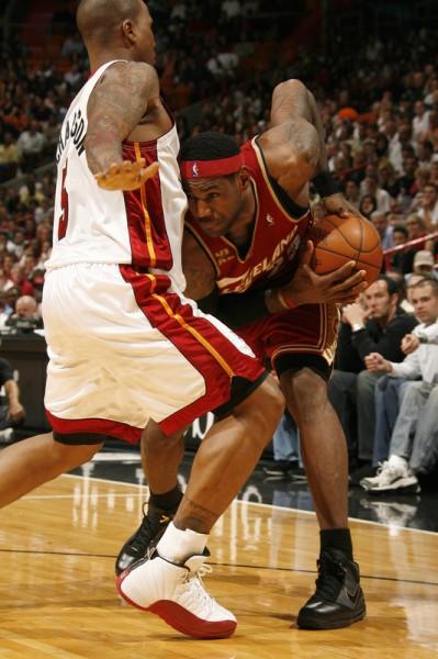 Air Jordan 12 Player Exclusive Quentin Richardson