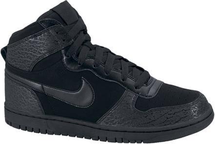 Nike Big Nike High Black Black Elephant Print  0038336d8