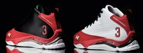 Brandon Jennings Shoes Under Armour Young Buck