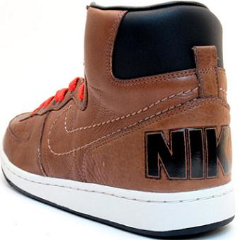 Nike Terminator High Brown-Red Black White  0571f8caf