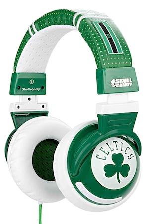 Celtics Garnett NBA Headphones