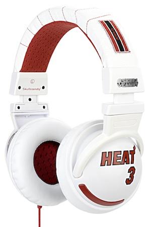 Heat Dwayne Wade Headphones