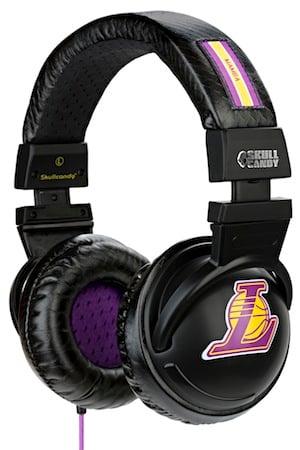 Lakers NBA Headphones