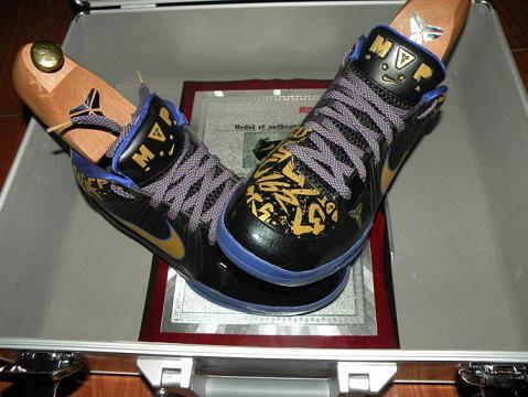 7da279956697 Nike Zoom Kobe IV