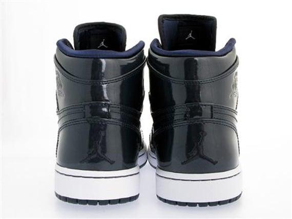 Air Jordan I (1) Retro High Patent - November 2009  081aacf178