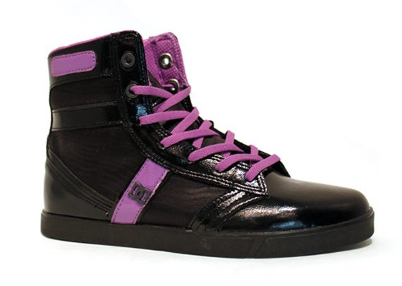DC Shoes Admiral High Women's - Holiday 2009