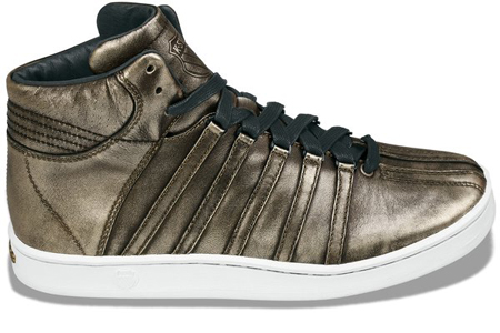 K-Swiss Classic High P - Fall 2009