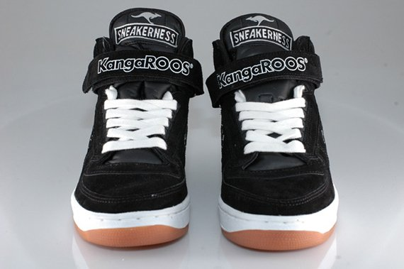 Sneakerness x KangaROOS Slam Dunk - Heritage Series