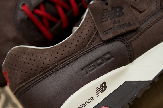 Concepts x New Balance Freedom Trail Collection - Black Friday Release