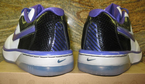 Nike Air Force 25 Low - Kobe Bryant PE Sample