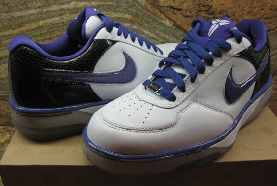 Nike Air Force 25 Low - Kobe Bryant PE Sample | SneakerFiles