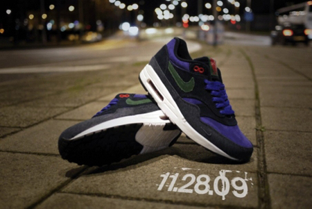 Patta x Air Max 1 Premium QS 'Denim Corduroy' Nike