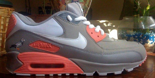 Nike Air Max 90 Staple Pigeon iD